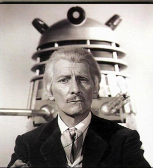 Peter Cushing As The First Doctor
