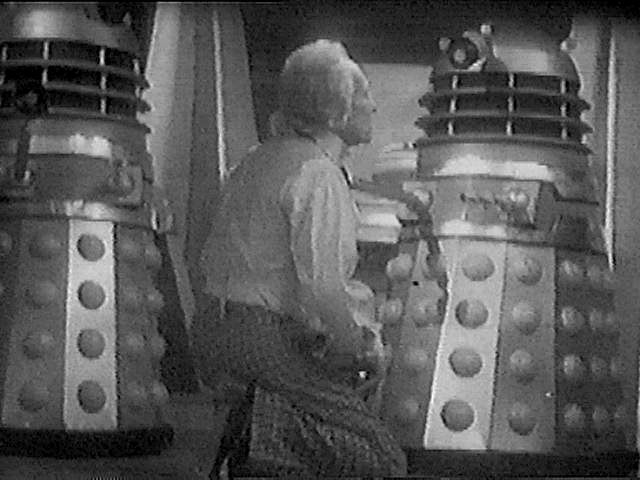 The First Doctor and the Daleks